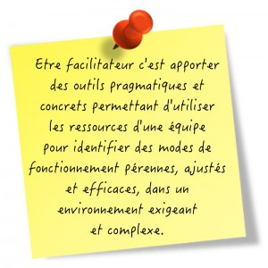 facilitation facilitateur