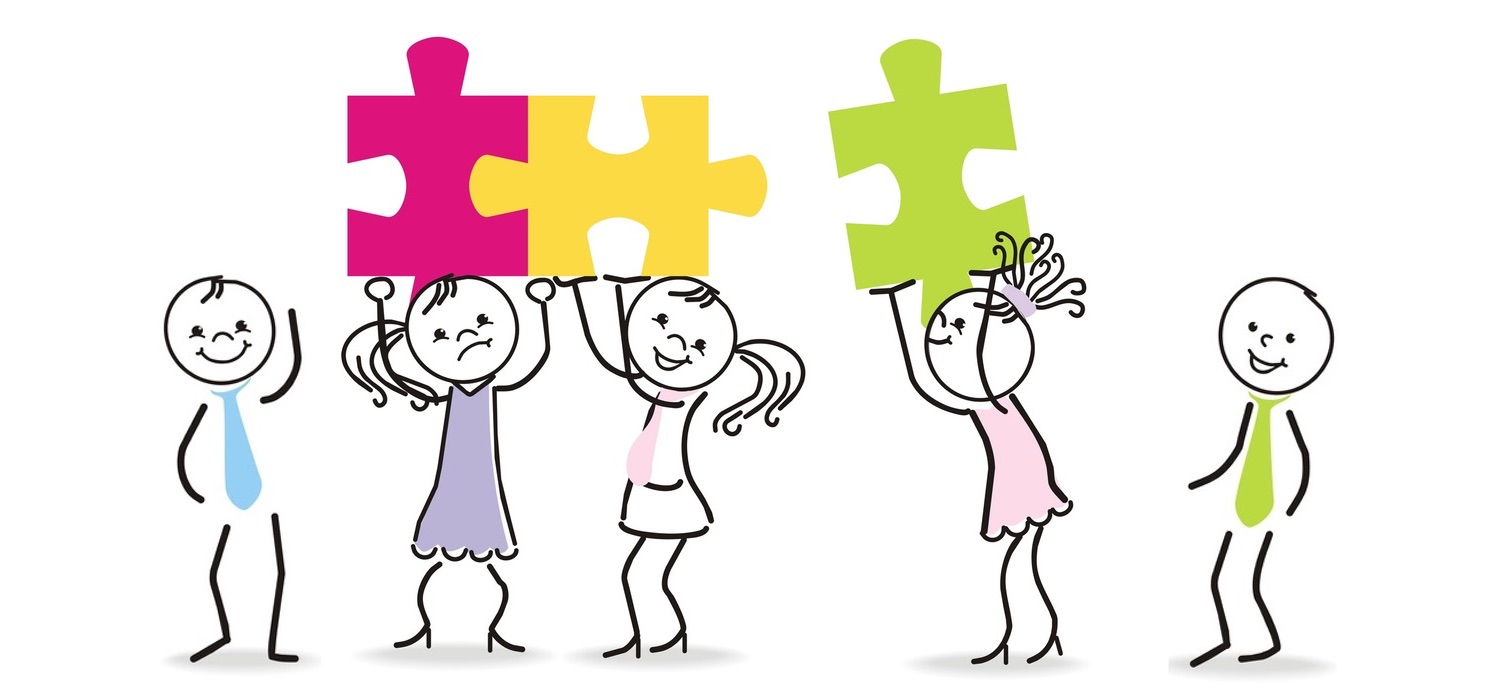 groupe puzzle 1500 700